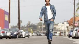 4K Man Jeans Photo#2