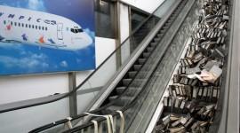 Abandoned Airport Desktop Wallpaper