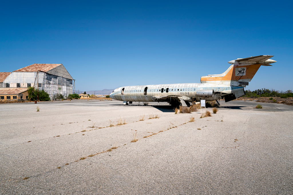 Abandoned Airport wallpapers HD