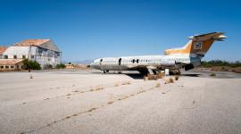 Abandoned Airport Wallpaper Full HD