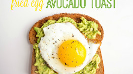 Avocado Toast Wallpaper High Definition