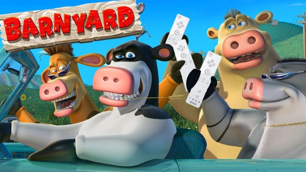 Barnyard wallpapers HD