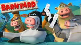 Barnyard Best Wallpaper