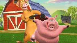 Barnyard Wallpaper For PC