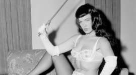Bettie Page Aircraft Picture