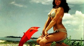 Bettie Page Photo Free