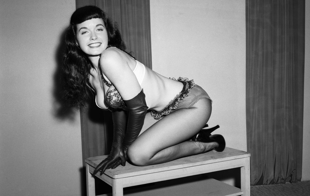 Bettie Page wallpapers HD