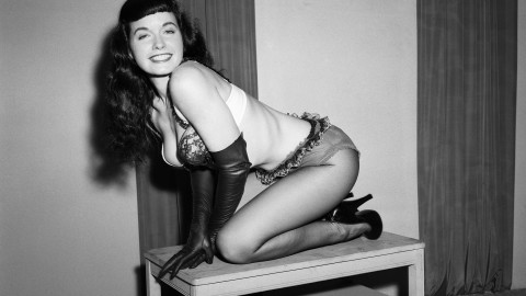 Bettie Page wallpapers high quality
