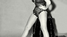 Bettie Page Wallpaper For Android#1