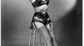 Bettie Page Wallpaper For Mobile#1