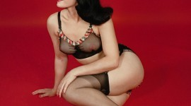 Bettie Page Wallpaper For PC