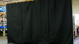 Black Curtains Wallpaper Free