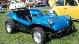 Buggy Car Aircraft Picture