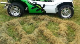 Buggy Car Wallpaper For IPhone
