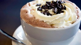 By Viennese Coffee Wallpaper Free