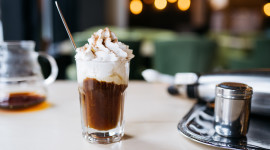 By Viennese Coffee Wallpaper Full HD