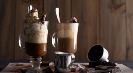 By Viennese Coffee Wallpaper Gallery