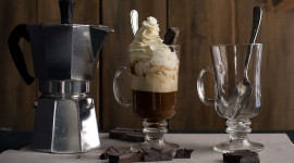 By Viennese Coffee Wallpaper HQ
