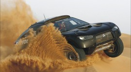 Car Dust Wallpaper For PC