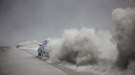 Car Dust Wallpaper Free