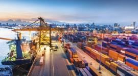 Cargo Transportation Desktop Wallpaper