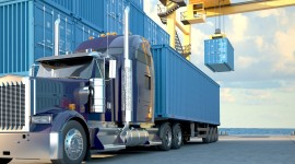 Cargo Transportation High Quality Wallpaper