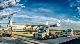Cargo Transportation Wallpaper Free