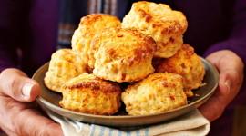 Cheese Scones Photo Free