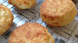 Cheese Scones Wallpaper For Android