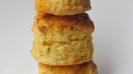 Cheese Scones Wallpaper For IPhone