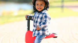Child Scooter Aircraft Picture