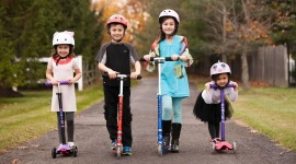 Child Scooter Picture Download