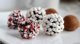 Chocolate Balls Wallpaper Full HD