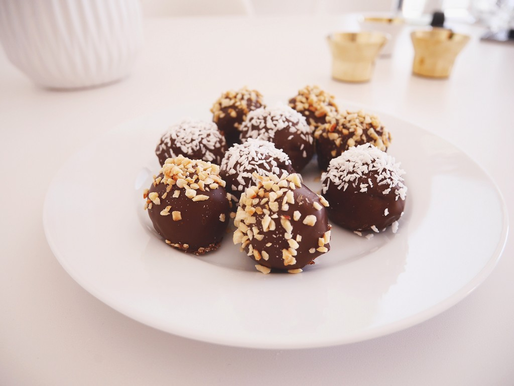 Chocolate Balls wallpapers HD