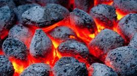Coals Wallpaper