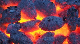 Coals Wallpaper Background