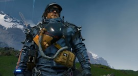 Death Stranding Photo Download