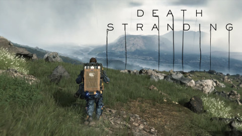 Death Stranding wallpapers high quality