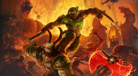 Doom Eternal Wallpaper Download Free