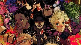 Dorohedoro Wallpaper For IPhone