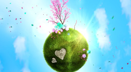 Earth Day Wallpaper Gallery