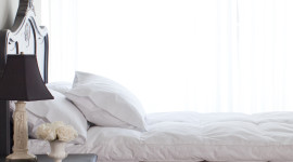 Feather Bed Wallpaper For Desktop
