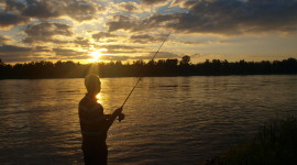 Fisherman's Sunset Photo Free