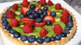 Fruit Tartlet High Quality Wallpaper