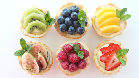 Fruit Tartlet wallpapers high quality