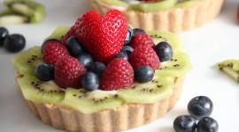 Fruit Tartlet Wallpaper Free
