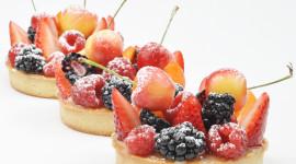 Fruit Tartlet Wallpaper Full HD