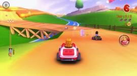 Garfield Kart Desktop Wallpaper HD