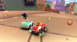 Garfield Kart Photo