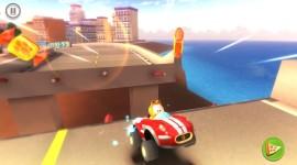 Garfield Kart Photo Download